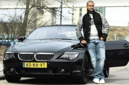 BMW 645Ci Cabrio Winston Bogarde