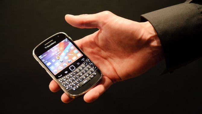 Het design van Blackberry's smartphone voor 2035 is ook al bekend