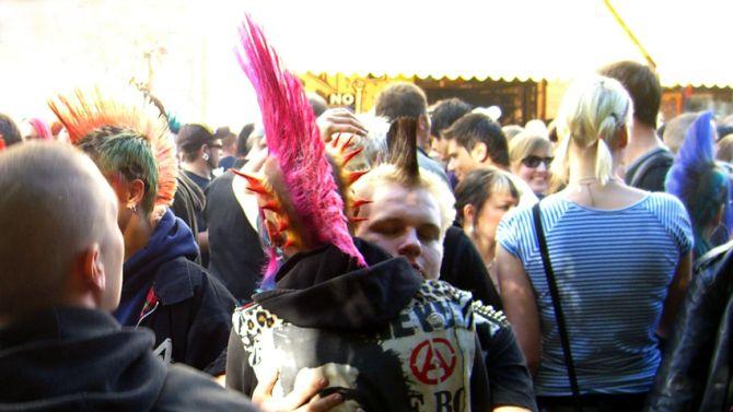 Ook anarchisten hebben liefde nodig
