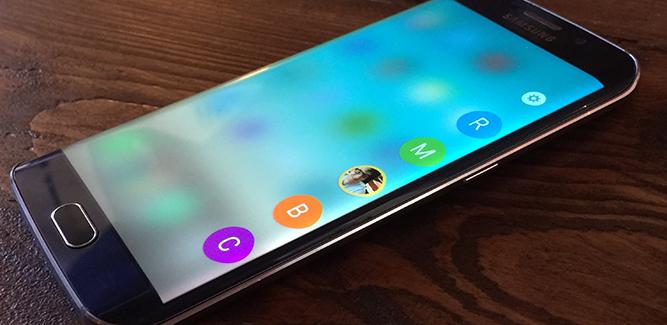 Galaxy S6 Edge rand