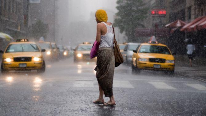 Uit onderzoek van de Consumentenbond is gebleken dat je van regen nat kunt worden