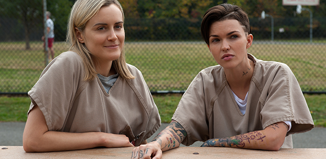 Ruby Rose Orange is The new Black