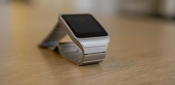 Smartwatch 3 van Sony