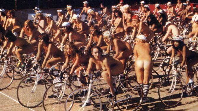 Vroeger was fietsen nog leuk