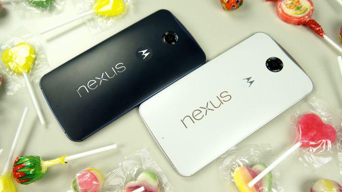 Kom op, unlock die Nexus en neem er een lolly bij
