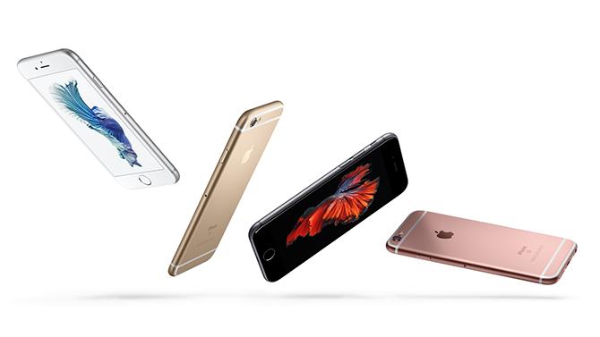 Mooi spul, die iPhone 6S Maar hoe krijg je genoeg flappen voor je oude iPhone om deze te kopen?