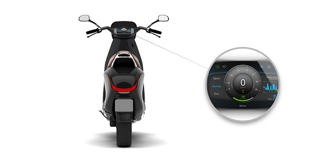Bolt Mobility appscooter dashboard