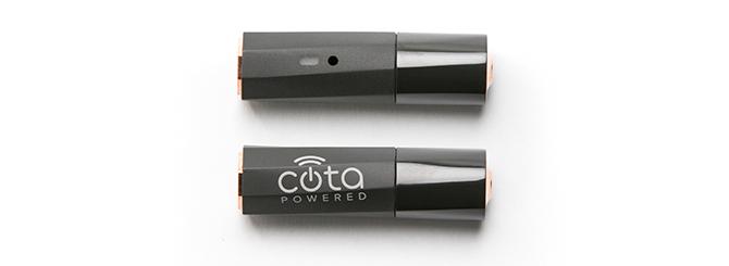 ossia cota draadloos opladen AA batterij