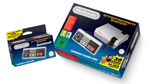 Nintendo Classic Mini II